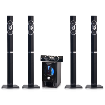 5.1 usb mp3 dj tour audio haut-parleur