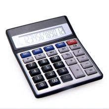 12 Digit Office Desk Calculator Large LCD Display