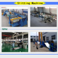 Slitting steel line,key cutting machine,slitting machine