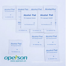 Medical Alcohol Swab with Ce Approved