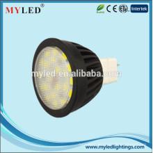 OEM & ODM Cpmpetitive Preis 400 Lumen 5W LED LAMP GU10 Basis