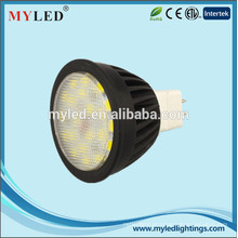 OEM & ODM Preço Cpmpetitive Luminária de LED de 5W LED lâmpada GU10 de 400 lúmens