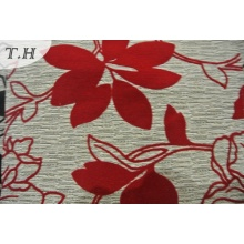 2016 Velvet Jacquard Fabric High Quality Sofa Fabric (FTH32028A)