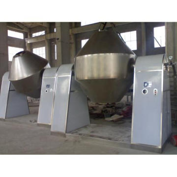 SZG mixer for medicament powder