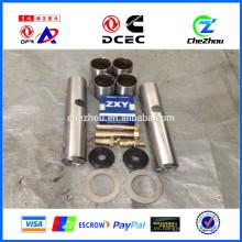 Piezas de repuesto Fabricante de China King Kits de pin / King Pin Kits de reparación, eje delantero dirección conjunto de pin de nudillo