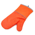 Cooking Grilling Glove Heat Resistant Kitchen Silicone Oven Mitts