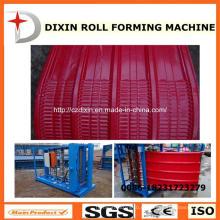 Dx Arch Shape Metal Sheet Curving Machine