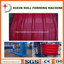 Máquina curvadora da folha de metal da forma do arco de Dx
