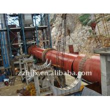 Horno rotatorio de cemento estable