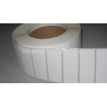 fabricante directo del OEM de la etiqueta engomada llana térmica