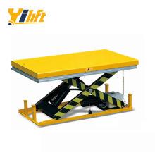 HW series 1 ton 2 ton 4 ton 6 ton Single scissor lift table
