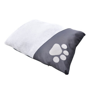 Personlized Products for Soft Pet Bed Pet Bed Large with Dog Paw supply to South Korea Manufacturer