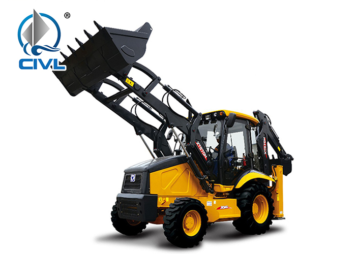 Xcmg Xc870hk New Backhoe And Loader Wheel 01