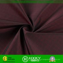 Nachahmungsspeicher-Polyester-Gewebe mit den Kontrollen gedruckt für Jacke