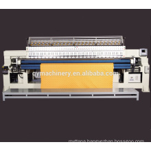 Industrial 33-2multi head quilting embroidery machine for bed cover
