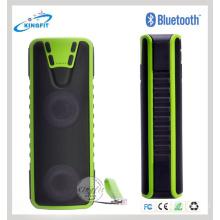 Haut-parleur imperméable de Bluetooth Haut-parleur de banque de puissance de LED