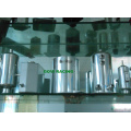 Poliertes Öl Fangdose mit Ablasshahn 1/2 '' NPT 1L Kapazität