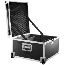 Equipment and Studio Case with Dividers