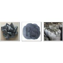 553 fournisseur de poudre de métal de silicium, 98,5% de poudre métallique de silicium