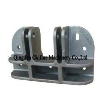 Cast Train Parts with Carbon Steel
