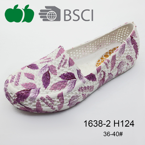 comfortable flat women casual shoes