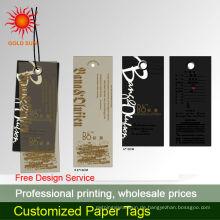 Papieranhänger für Armband
