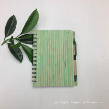 Spiral Binding Notebook with Hardcover Spiarl Binding