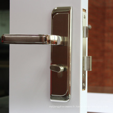 Fournir toutes sortes d'usine de serrures de porte, télécommande de serrure de porte, serrure électronique codée de porte