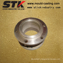 CNC Machining Aluminum Screw for Industrial Components (STK-AS-0418)