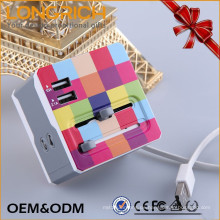 Mode Großhandel Weltweit 5W Usb Netzteil mit Ul / Eu / Uk / Au / Ccc Stecker