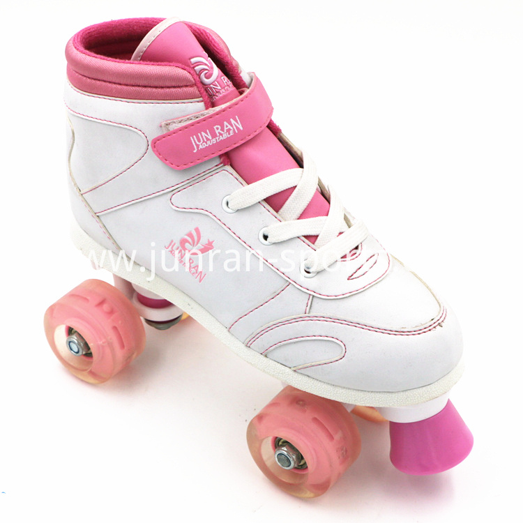 Flash wheel skates