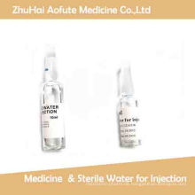 1ml 2ml5ml10ml 20mlwater Medizin für Injection & Sterile Wasser für Injektion