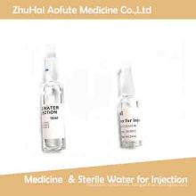 1ml 2ml5ml10ml 20mlwater Medicina para Inyección y Agua Estéril para Inyección