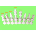 Straps cylinder package luxury chess set