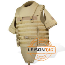 Ballistic Vest of Cordura or 1000d Nylon with Nij Iiia