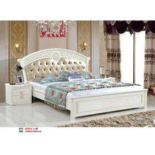 New Model Kd Bedroom Furniture, Wardrobe, Mattress, Bed (K6)