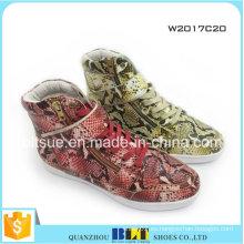 Zapatos ocasionales de las señoras de la alta calidad Zapatos informales de las mujeres calientes del estilo