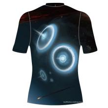 Increíble sublimada completa camiseta