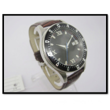 Genuine Leather Watch, Cheap Leather Watches, Genuine Leather Quartz Watch