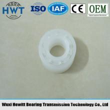 Rolamento rígido de esferas de plástico de alta qualidade 6002