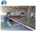 Hdpe eps en plastique bois plaque de drainage extrusion faisant la machine