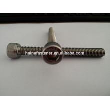DIN912 stainless steel allen bolt /socket cap head screw DIN912/DIN912 socket screw A2-70