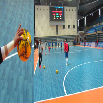 ENLIO Indoor Futsal Court Flooring