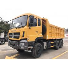 Caminhão basculante Dongfeng com direção à direita