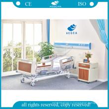 АГ-BY002 Китая оптовые больного с электрическим приводом, регулируемые icu больничных коек медикэр производителя