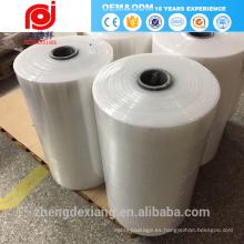 cinta de transferencia térmica virgen de pulpa abrasivo film transparente rollo de envoltura jumbo diapasón espuma etiqueta papel para padres titular de toallas