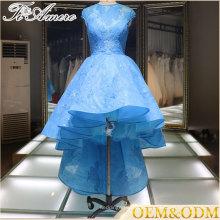 2016 China fabrica roupas femininas mais recentes foto de design de vestido de noiva
