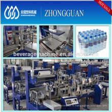 High Quality Plastic Bottle Shrink Wrap Packing Machine