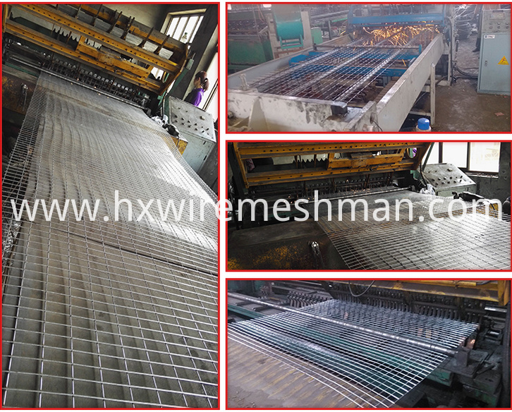 welded mesh panel equipment