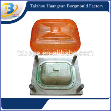 Hot New Products For 2015 Plastic Injection Thin Wall Containers Moulds
